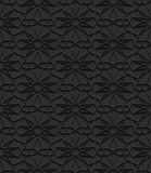 Nahtloses Muster mit traditioneller Verzierung Lizenzfreie Stockbilder