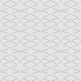 Nahtloses Muster mit traditioneller Verzierung Stockfotografie