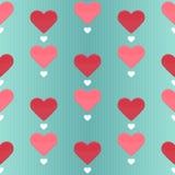 Nahtloses Muster mit vielen Schatzen Lizenzfreie Stockbilder