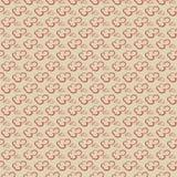 Nahtloses Muster mit Wolken Stockfoto
