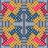 Nahtloses Muster nahtlosen Vektors Muster des Vektors Lizenzfreie Stockbilder