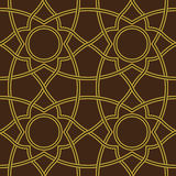 Nahtloses Muster neun Nawa Lizenzfreies Stockbild