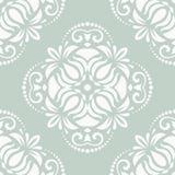 Nahtloses Muster Orientes entziehen Sie Hintergrund Lizenzfreie Stockfotografie