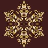 Nahtloses Muster Orientes entziehen Sie Hintergrund Stockfotografie