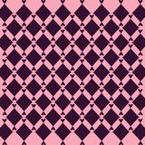 Nahtloses Muster Purpurrotes nahtloses Muster Stockbilder