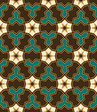 Nahtloses Muster sechs Nawa Lizenzfreie Stockbilder