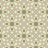 Nahtloses Muster sechs Venise Lizenzfreie Stockfotos