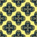 Nahtloses Muster-Stammes- Design Stockfotografie