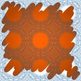 Nahtloses Muster. Stilvoller Hintergrund. Vektor Stockbild