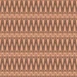Nahtloses Muster Vektorabstrakter Hintergrund Lizenzfreie Stockbilder