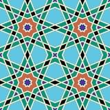 Nahtloses Muster vier Arihah Stockfotografie