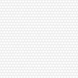 Nahtloses Muster von Hexagonen Lizenzfreies Stockfoto