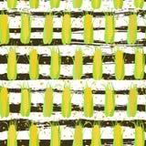 Nahtloses Muster von Pfeilern von Mais vektor abbildung