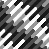 Nahtloses Muster von schönen Farblinien Stockbilder