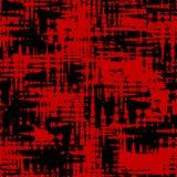 Nahtloses Muster von Zickzacken Stockbild