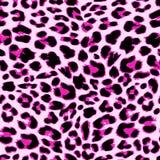 Nahtloses Musterdesign des Leoparden, Hintergrund Lizenzfreie Stockfotografie