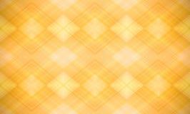 Nahtloses orange Muster Lizenzfreies Stockbild
