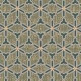 Nahtloses orientalisches Muster mit Schmutz Stockfoto