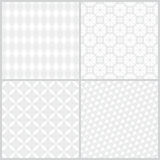 Nahtloses pattern_set08 Lizenzfreie Stockbilder