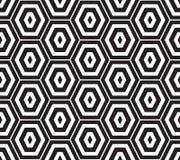 Nahtloses Polygon-Design vektor abbildung