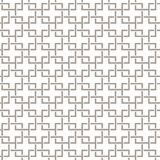 Nahtloses quadratisches Muster Stockfoto