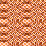 Nahtloses quadratisches Muster des traditionellen Pixels Stockbild