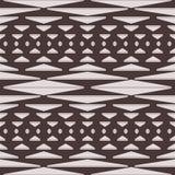 Nahtloses Raster-Muster Stockbild