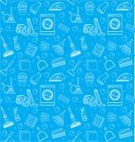 Nahtloses Reinigungsmuster endloser Hintergrund, Beschaffenheit, Tapete Auch im corel abgehobenen Betrag Lizenzfreies Stockbild