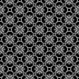 Nahtloses repeted Musterdesign des einfarbigen Vektors vektor abbildung