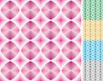 Nahtloses Retro- Muster Lizenzfreie Stockbilder