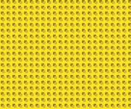 Nahtloses Retro- Muster Stockbild