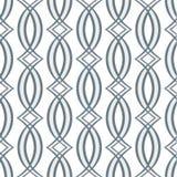 Nahtloses Retro- Muster Stockbilder