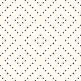 Nahtloses Retro- Muster des Vektors Lizenzfreies Stockbild