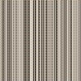 Nahtloses Retro- Muster mit vertikalen Streifen und Kreisen Stockfotos