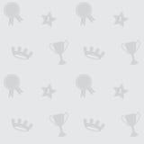 Nahtloses Sport-Vektor-Muster Lizenzfreies Stockfoto