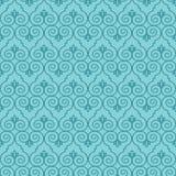 Nahtloses Strudel-Muster zwei Stockbilder