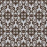 Nahtloses Textilmuster Stockbilder