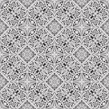 Nahtloses Tilingsblumentapetenmuster Stockbild