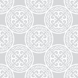 Nahtloses traditionelles Muster Lizenzfreies Stockbild