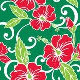 Nahtloses tropisches Feiertags-Muster Lizenzfreie Stockfotografie