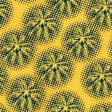 Nahtloses tropisches Muster Stockfoto