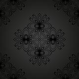 Nahtloses Vektor-Muster Orientes Auszug Stockbild