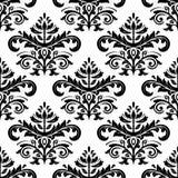 Nahtloses Vektor-Muster Orientes Auszug Stockfotografie