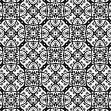 Nahtloses Vektor-Muster Orientes Auszug Stockfoto