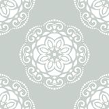 Nahtloses Vektor-Muster Orientes Auszug Lizenzfreies Stockfoto