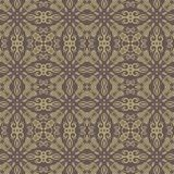 Nahtloses Vektor-Muster Orientes Auszug Stockbilder
