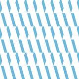 Nahtloses vektormuster Einfarbiger hellblauer und weißer Verzierungshintergrund Lizenzfreies Stockbild