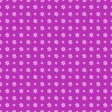 Nahtloses vektormuster Hintergrund mit Elementen von Blumen ove Stockfotos