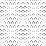 Nahtloses Waffeloblatenmuster, vector den geometrischen Hintergrund, der Rauten, Zelloblaten gemacht wird Lizenzfreie Stockfotos