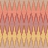 Nahtloses Weinlese-Muster ENV 10 Lizenzfreies Stockfoto